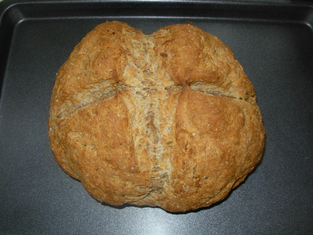 wheaten bread