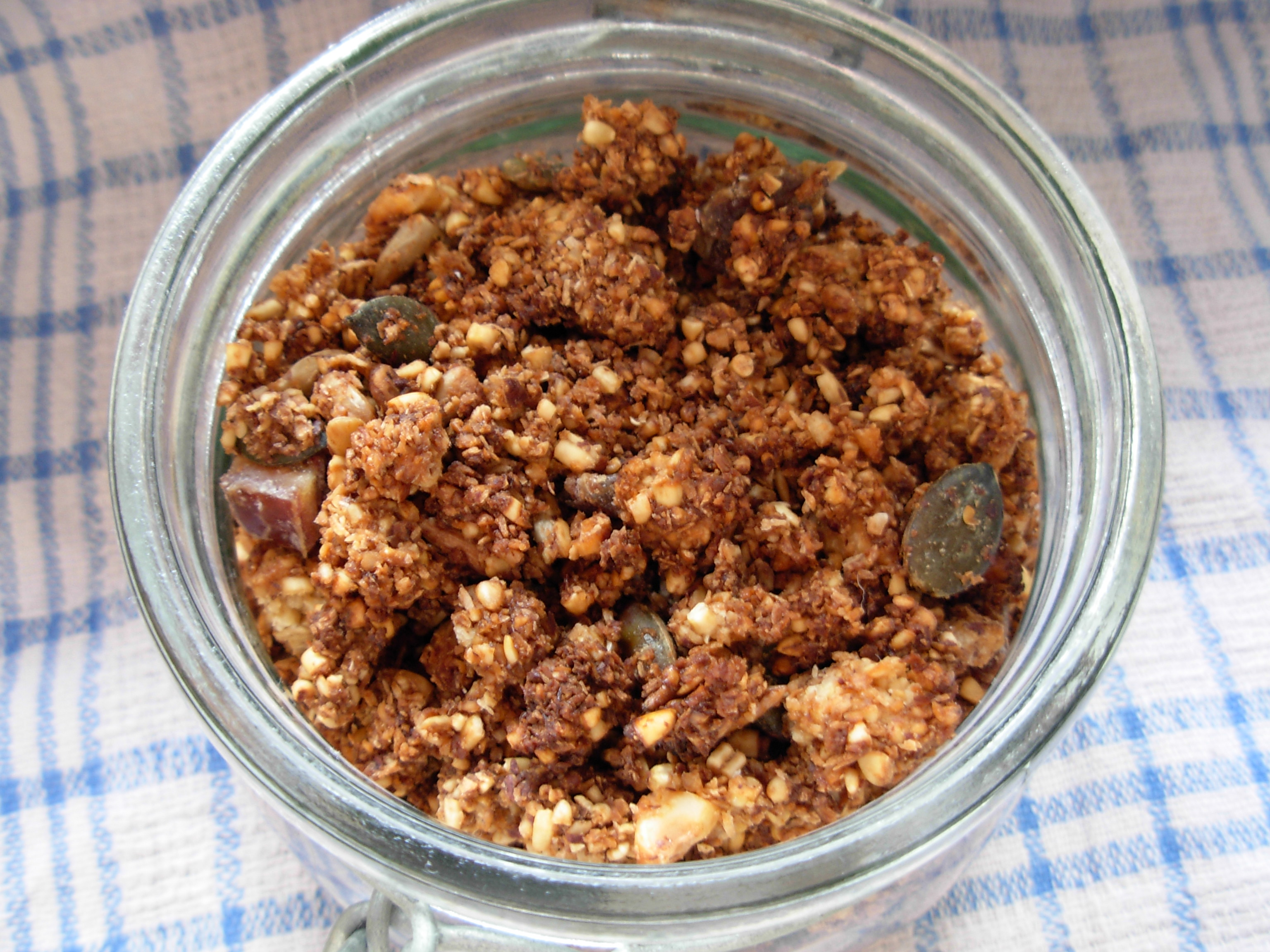 Sugar-free Granola