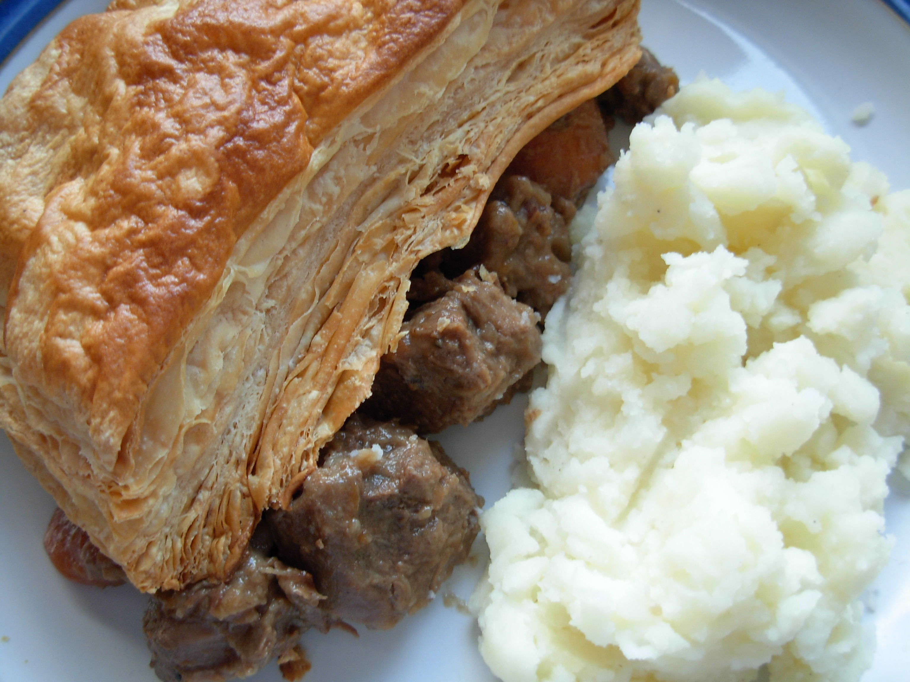 Steak and ale pie, Year of Food and Drink Scotland  #ScotFood