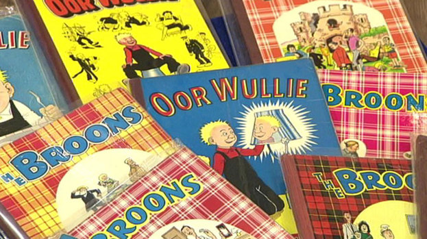 broons annuals