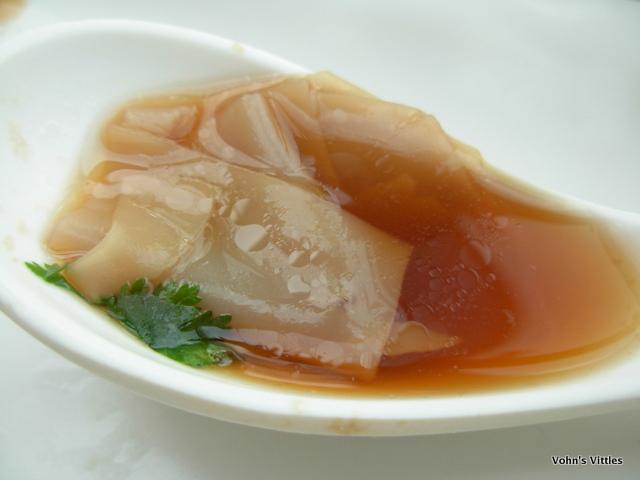 Spoonful of Pian Tang soup