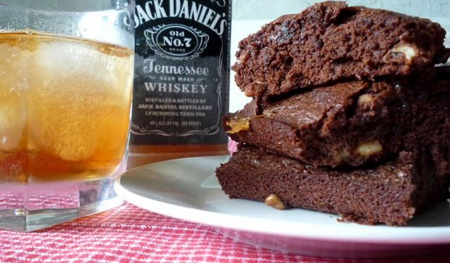 jack daniels brownies