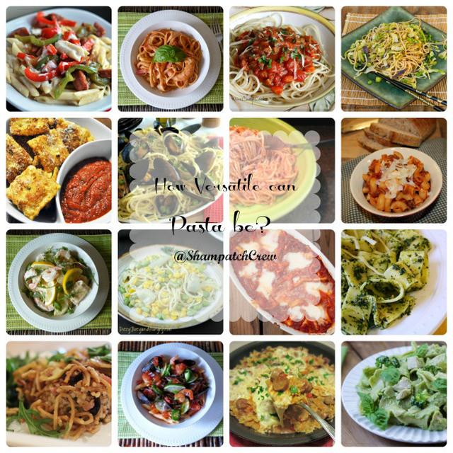 versatile pasta