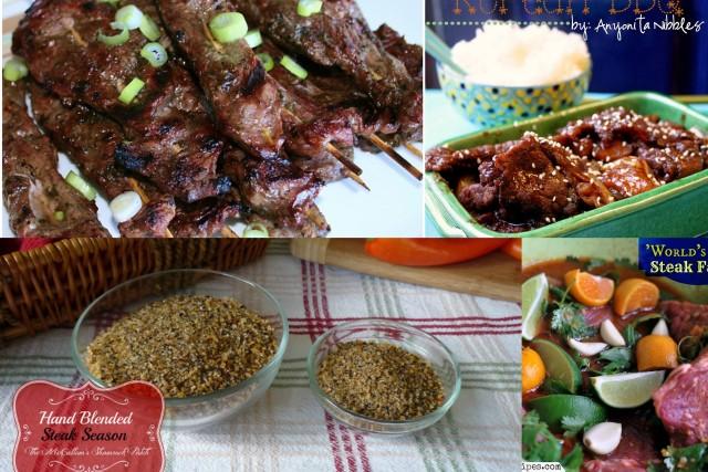 #8 Sizzling Steaks