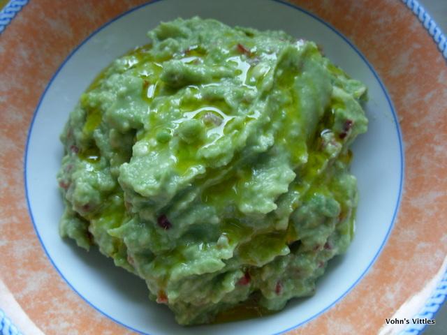 Velvet Guacamole
