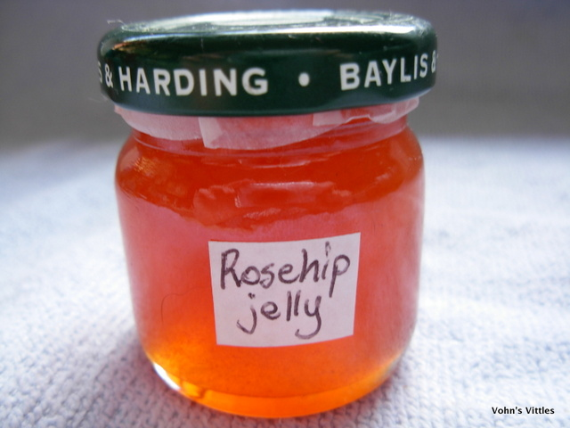Rosehip recipes