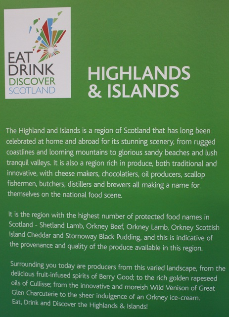 Eat, Drink, Discover Scotland