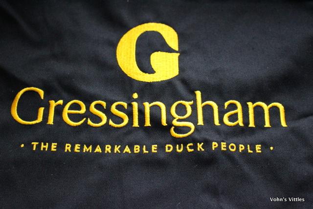 Gressingham Duck