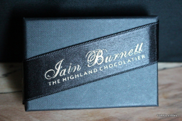 Iain Burnett - The Highland Chocolatier #Scotfood #TasteScotland