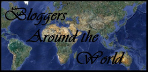 Bloggers Around the World Logo