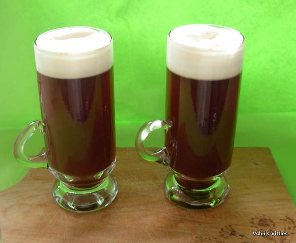 Gaelic Irish coffee