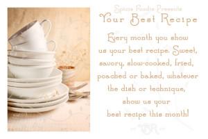 Your Best Recipe