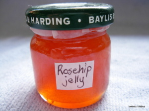 Rose hip recipes