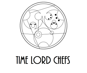 Time Lord Chefs logo