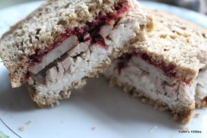 Ultimate Turkey Sandwich by Vohn's Vittles http://vohnsvittles.com